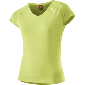 Löffler Transtex Single t-shirt Dames groen